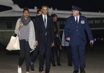 Barak Obama, Havaji