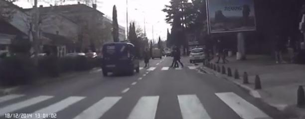 Podgorica nezgoda