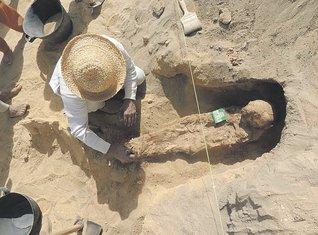 mumije, Egipat