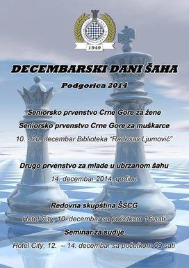 Šahovski savez Crne Gore