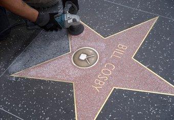 Bil Kozbi, zvijezda
