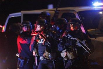SAD, policija