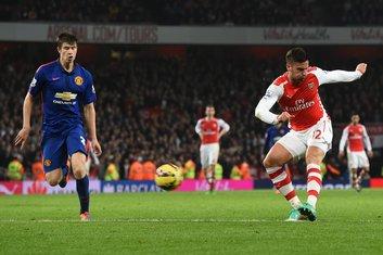 Arsenal - Mančester junajted