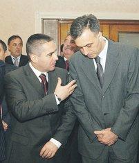 Veselin Veljović i Filip Vujanović