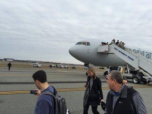 Aerodrom Kenedi, Njujork