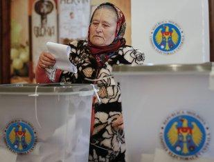 Moldavija izbori