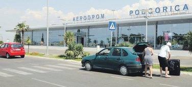aerodrom, Podgorica