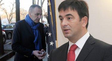 Veselin Pejović, Nebojša Medojević