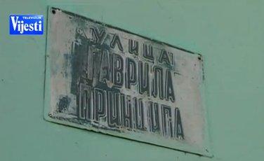 Ulica Gavrila Principa Nikšić