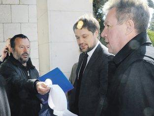 Rašo Čivović, direktori KAP i Boksita