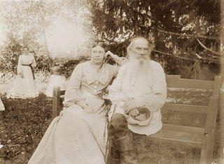 Lav i Sofija Tolstoj