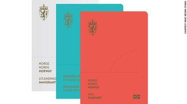 Norveški pasoš