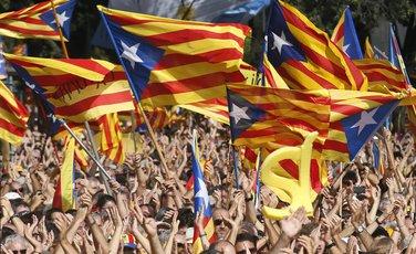 Barselona, protest, Katalonija