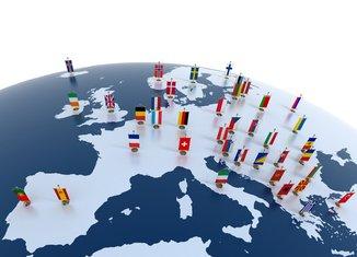 Evropa, EU