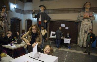 Katalonija, referendum