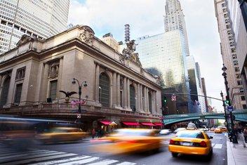 taksi, Njujork