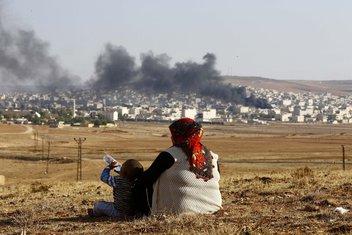 Sirija, napadi SAD