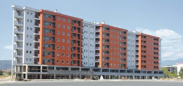 gradilište, nekretnine