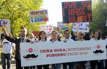 Parada Ponosa Podgorica