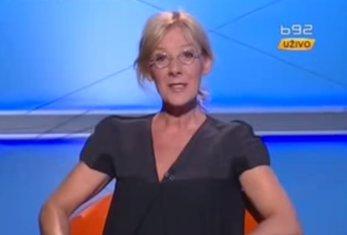 "Olja Bećković u ""Utisku"""