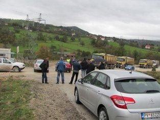 Pljevlja, protest Bemaks