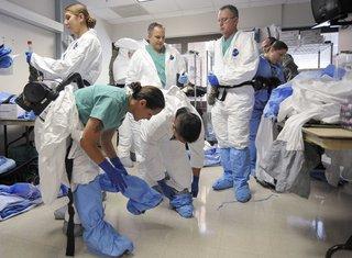 Ebola ljekari