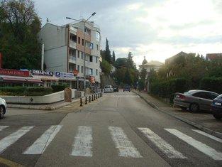 Njegoševa ulica Herceg Novi