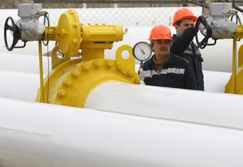 gas Ukrajina