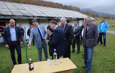 vodovod Gornja Bukovica