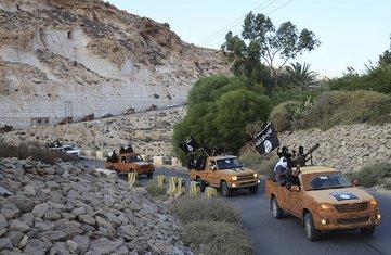 Libija, milicija
