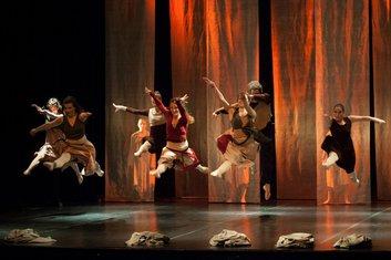 Baletska grupa Ballo