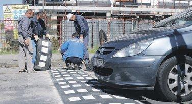 ležeći policajci