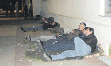 Metalac štrajk Vlada