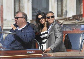Amal Alamudin, Džordž Kluni