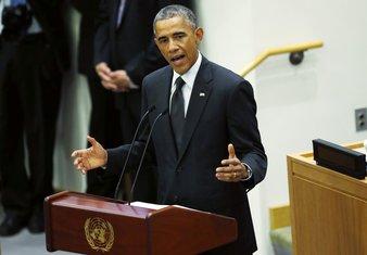Obama na sastanku u UN posvećenom eboli