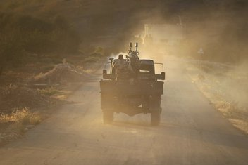 Sirija, vojska