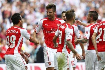 Arsenal, Komjuniti šild
