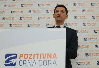 Pozitivna Crna Gora, Darko Pajović