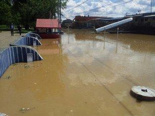 Novi Beograd, poplave Srbija
