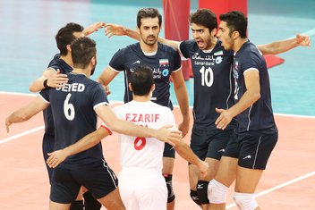Odbojkaši Irana