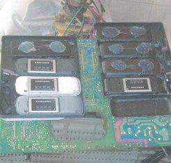 10 telefona otkriveno u televizoru