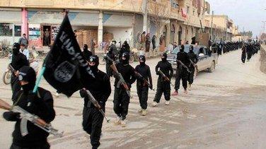 ISIL, Sirija