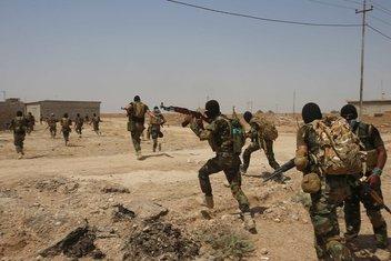 Irak, Irak sukobi