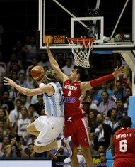 Argentina - Hrvatska, Mundobasket