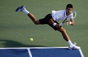 Novak Đoković, US open