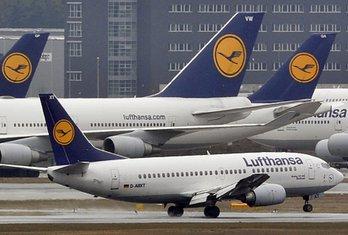 Avioni, Lufthansa