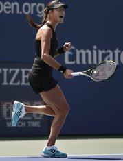 Ana Ivanović, US open