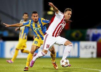 Alborg - APOEL, Liga šampiona