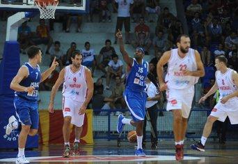 Crna Gora - Izrael, košarka
