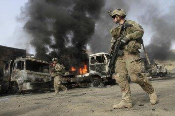 NATO Avganistan